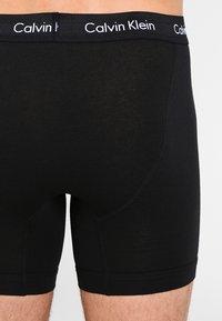 Calvin Klein Underwear - BOXER BRIEF 3 PACK - Boxerky - black - 2