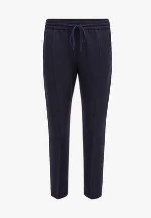 Tracksuit bottoms - open blue
