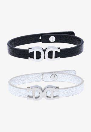 2 PIECES - Bracelet - silver