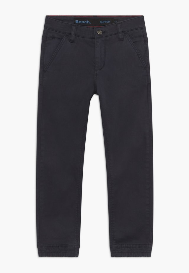 JORA - Trousers - navy