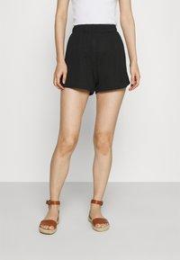 Vila - VINOEL - Shorts - black - 0