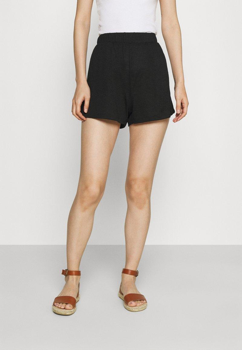 Vila - VINOEL - Shorts - black