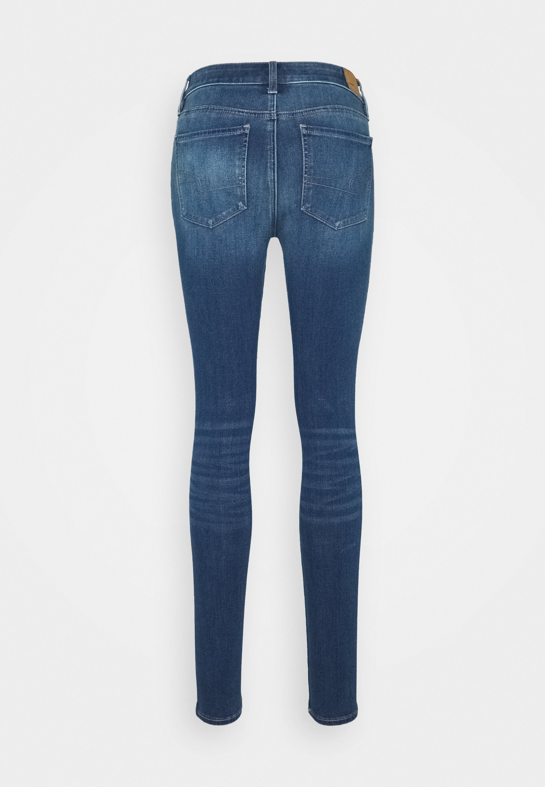 American Eagle DREAM - Jeans Skinny - bright ultramarine