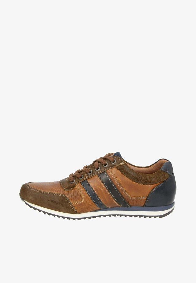 CORNWALL  - Sneakers laag - cognac