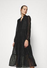Saint Tropez - CARISZ MAXI DRESS - Cocktail dress / Party dress - black - 3