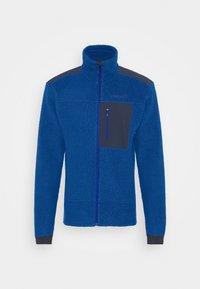 Norrøna - TROLLVEGGEN THERMAL PRO JACKET - Fleece jacket - blue - 5