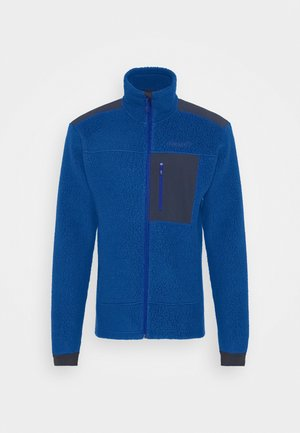 TROLLVEGGEN THERMAL PRO JACKET - Fleecejas - blue