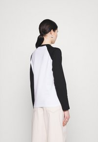 Dickies - MADELIA - Long sleeved top - black - 2