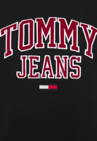Tommy Jeans - COLLEGIATE LOGO - Sweatshirt - black - 2