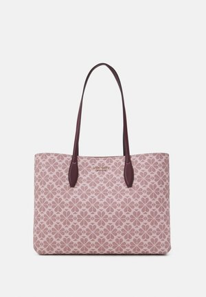 LARGE TOTE - Tote bag - pink
