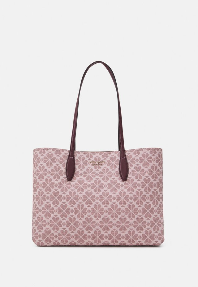 LARGE TOTE - Shoppingväska - pink