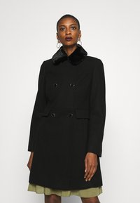 Dorothy Perkins - DOLLY COAT - Classic coat - black - 0