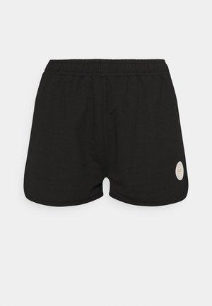 MILA SHORTS WITH BINDING - kurze Sporthose - black