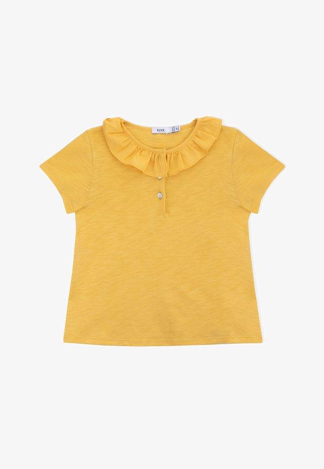 LESLIE - Blouse - yellow