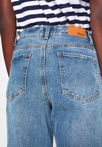 Object Tall - OBJMOJI  - Relaxed fit jeans - medium blue - 5