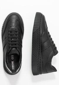 Geox - LICENA - Trainers - black - 3