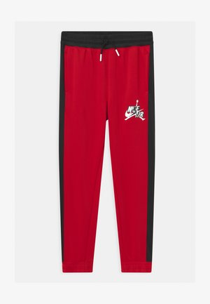 JUMPMAN CLASSICS  - Tracksuit bottoms - gym red
