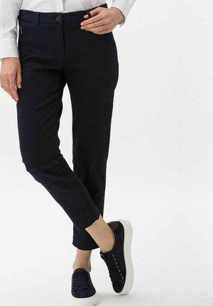 STYLE MARON - Trousers - marine