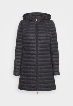 GIGA BRYANNA DETACHABLE HOODED - Winter coat - black