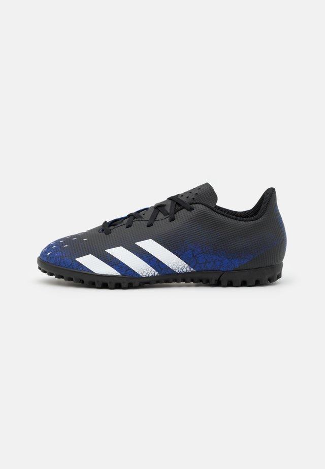 PREDATOR FREAK .4 TF - Botas de fútbol multitacos - royal blue/footwear white/core black