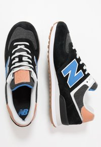 New Balance - Baskets basses - black - 1