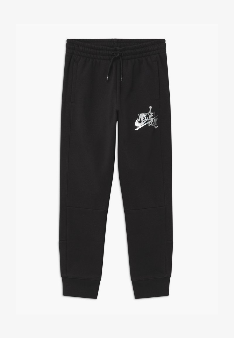 Jordan - JUMPMAN CLSSIC - Tracksuit bottoms - black