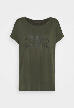 ALBA TEE - Print T-shirt - duffel bag