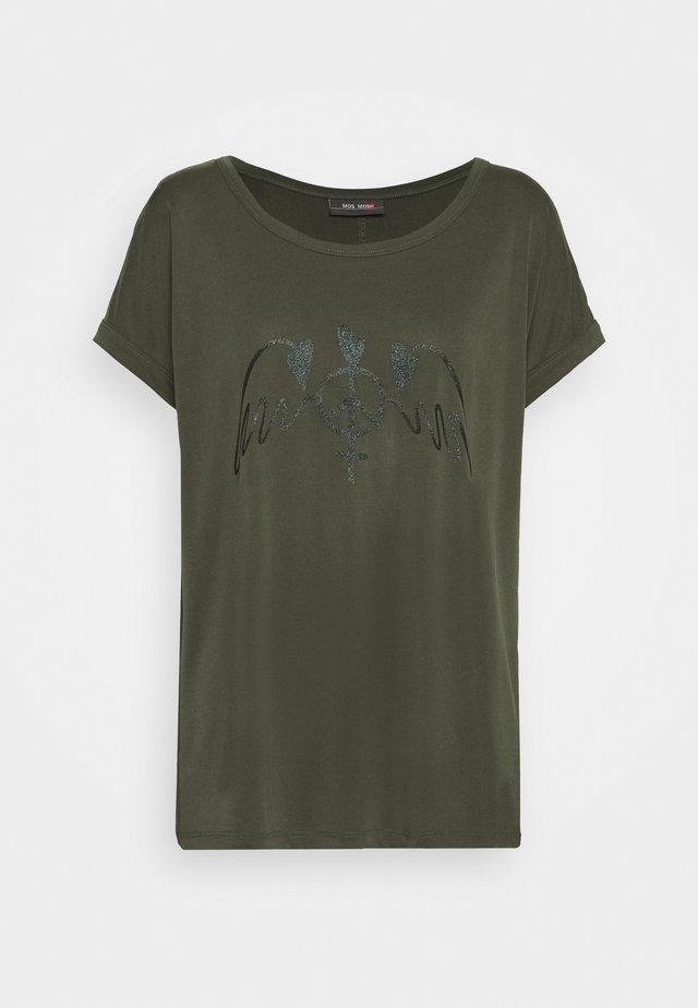 ALBA TEE - T-shirt z nadrukiem - duffel bag