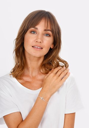 KREUZ - Bracelet - silver-coloured