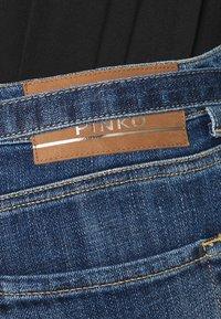 Pinko - SUSAN CROSS - Jeans Skinny Fit - mediu blue denim - 3