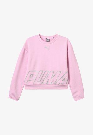 ALPHA CREW  - Sweater - pale pink