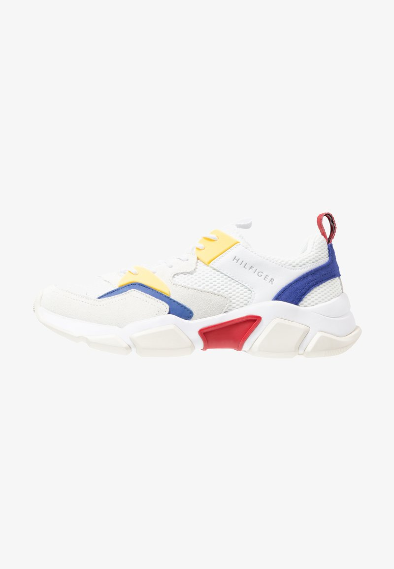 Tommy Hilfiger - CHUNKY TRAINER - Sneakers - white