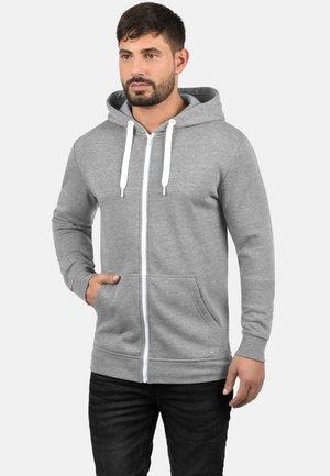 OLLI - Zip-up sweatshirt - light grey
