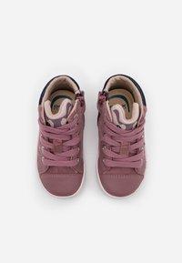 Geox - KILWI GIRL - Zapatillas altas - rose smoke - 3