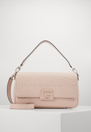 BRIGHTSIDE LARGE SHOULDER BAG - Kabelka - rosewood