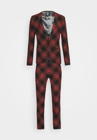 Twisted Tailor - AWLESTON SUIT - Oblek - red - 0