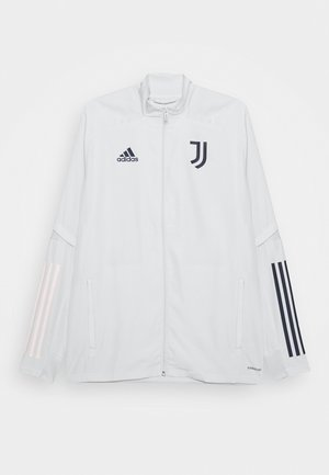 JUVENTUS SPORTS FOOTBALL TRACKSUIT JACKET - Club wear - grey/blue