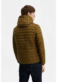WE Fashion - Winter jacket - dark green - 2
