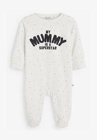 Next - Sleep suit - white - 1
