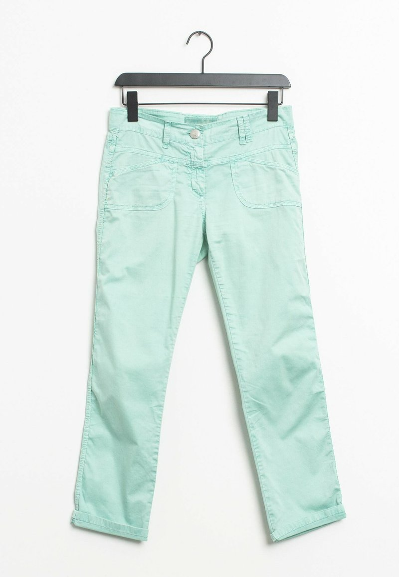 CLOSED - Trousers - green