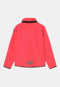 LEGO Wear - JORI 201 JACKET UNISEX - Waterproof jacket - coral red - 2