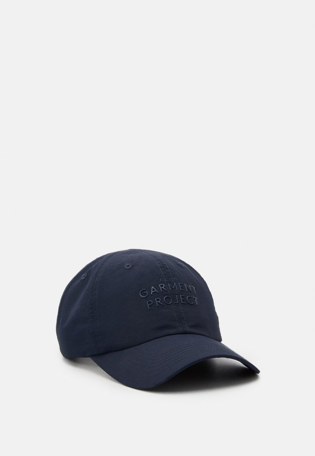 LOGO CAP - Pet - navy