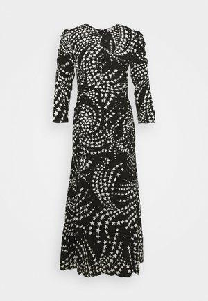 MOONIA - Maxi dress - black