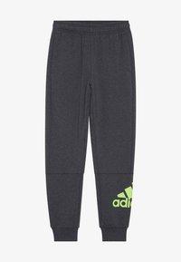 adidas Performance - Pantalones deportivos - mottled dark grey - 2