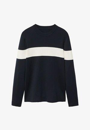 BOLD - Sweatshirt - navy