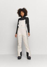 Billabong - DRIFTER - Snow pants - white cap - 0