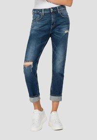 Replay - Slim fit jeans - dark blue - 0