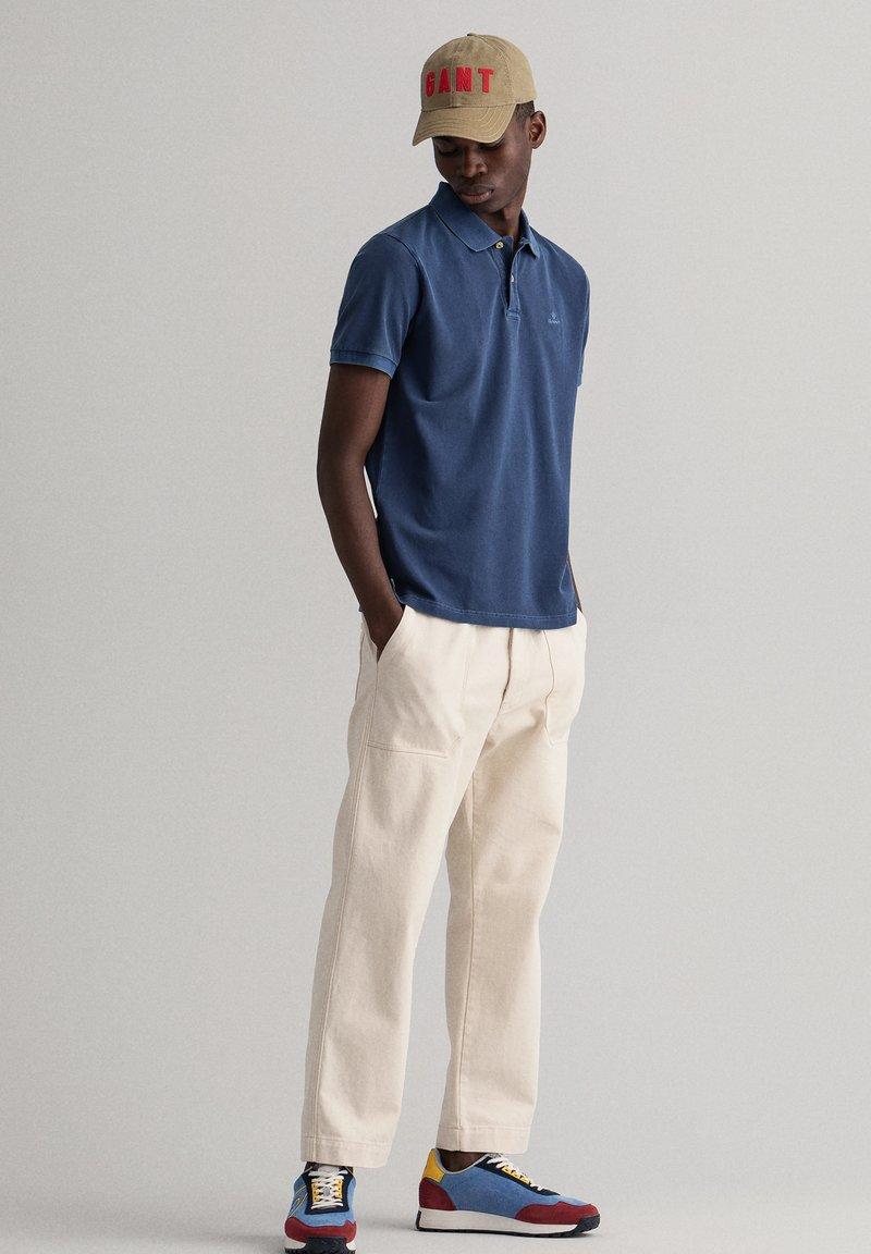 GANT - Polo shirt - blue
