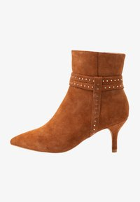 Shoe The Bear - BERGIT - Classic ankle boots - tan - 1