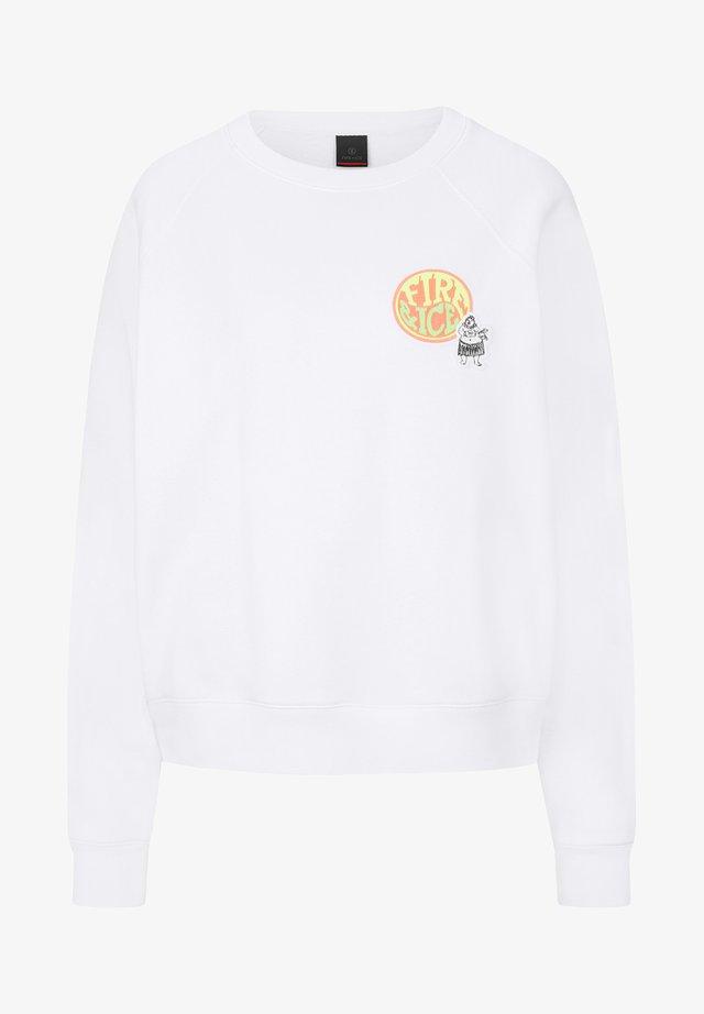 RAMIRA - Sweatshirt - weiß